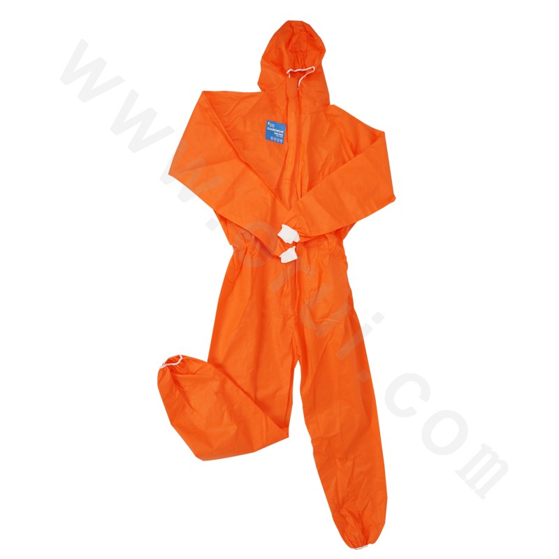 Disposable protective clothing2