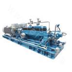 MA series (BB3) axial split horizontal multistage centrifugal pump