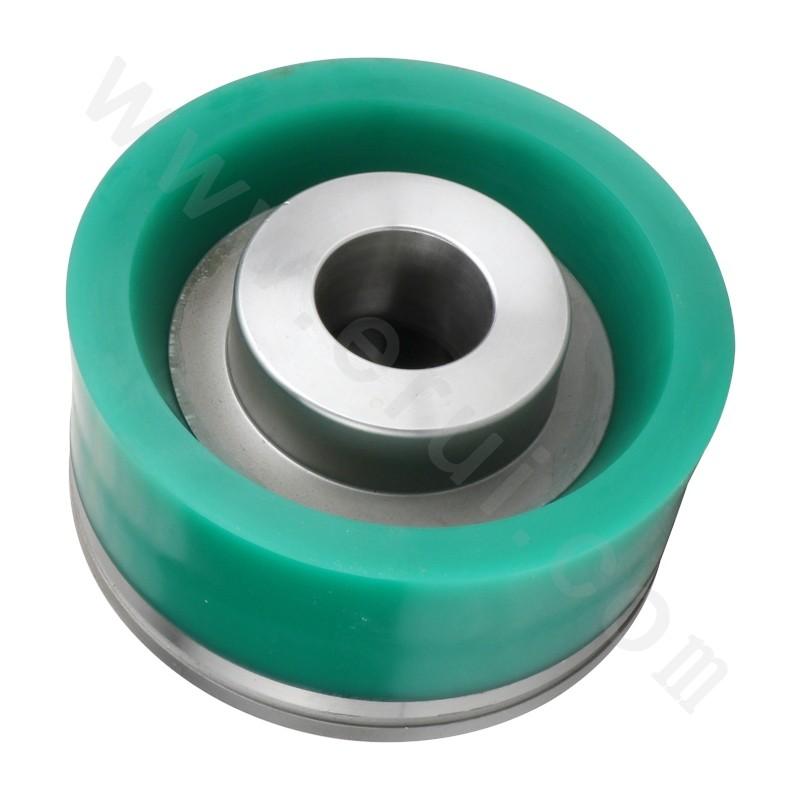 Bonded piston