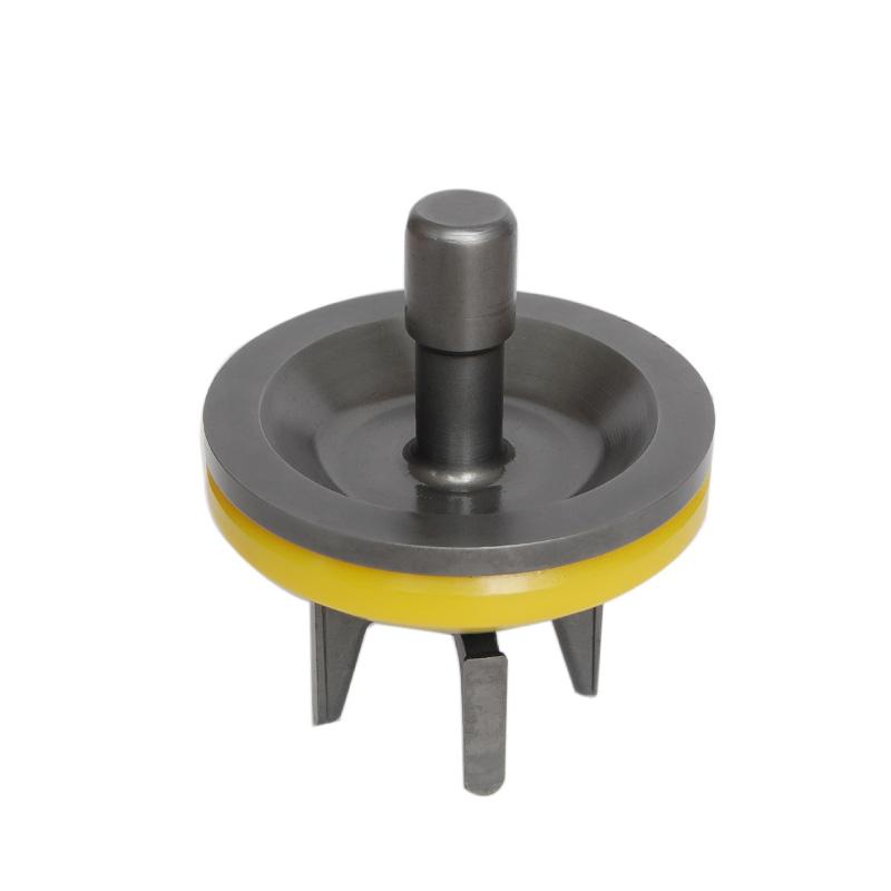Full-open valves assembly